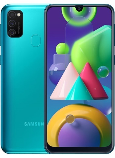 Samsung Galaxy M21 64Gb (Çift Sım) Yeşil Cep Telefonu (Türkiye Garantili) Yeşil